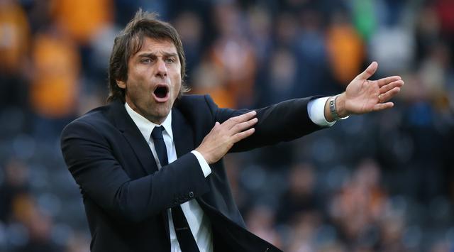 Conte Tak Terima Chelsea Diremehkan Legenda MU