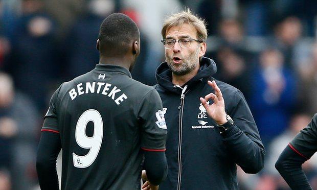 Jürgen Klopp Takut Liverpool Bisa Menderita Melawan Christian Benteke