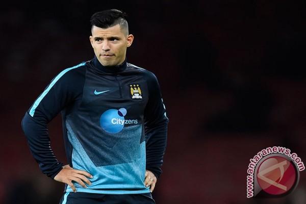 Guardiola: Aguero Bagian Dari Sejarah Manchester City