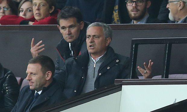 Mourinho Butuh Waktu Untuk Mengubah Inggris