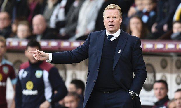 Ronald Koeman Akan Menyambut Wayne Rooney Kembali Di Everton
