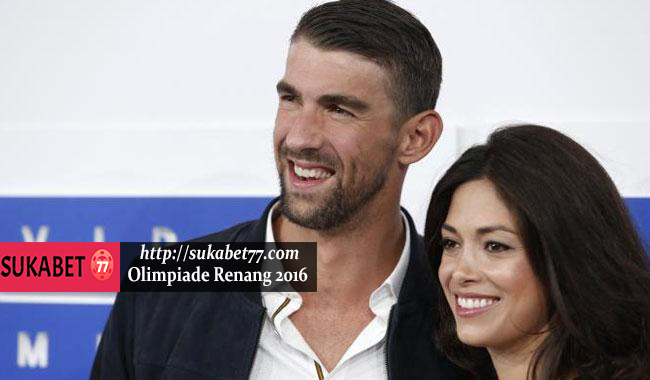 Bintang Renang Olimpiade Michael Phelps Menikah