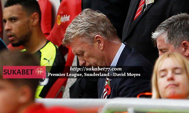 David Moyes Menolak Untuk Panik Meskipun Dikalahkan Oleh Arsenal 1-4