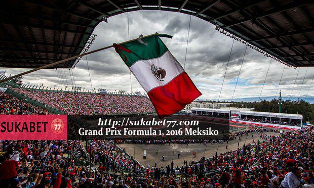 Anggota Tim Mercedes F1 Dirampok Sebelum Acara Grand Prix Meksiko