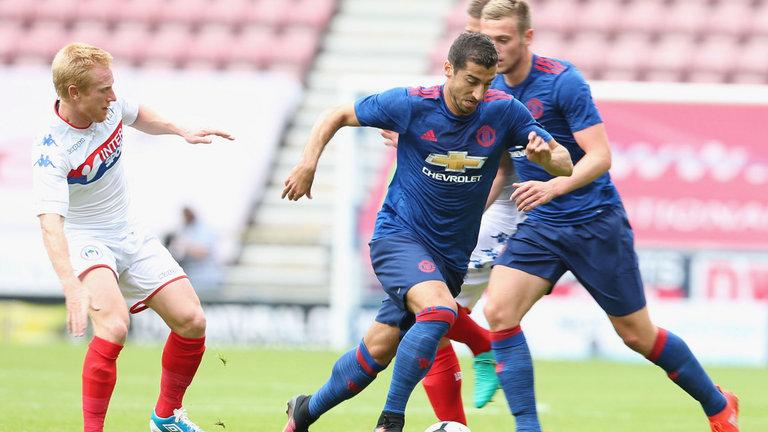 Manchester United – Saatnya Mkhitaryan Menunjukkan Perfomanya