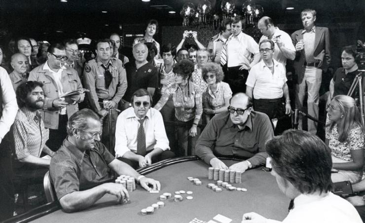 sejarah poker dunia