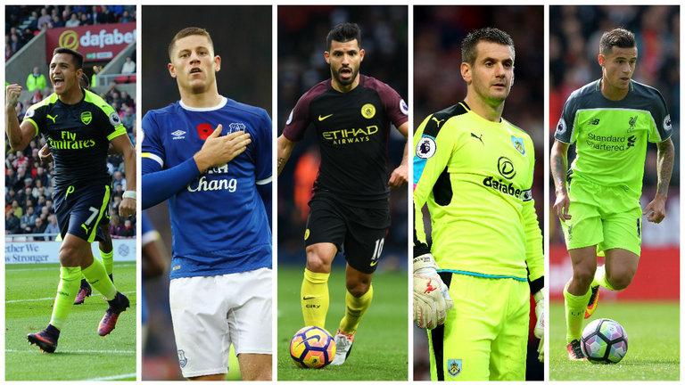 Siapakah Pemain Terbaik Premier League Musim Ini