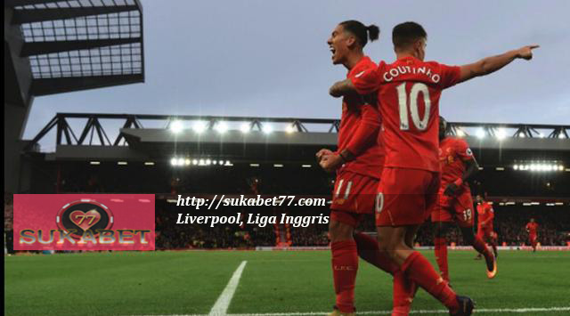 Liverpool Salah Satu Calon Kandidat Juara Liga Premier Inggris