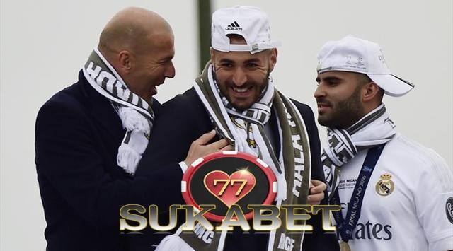 Terungkap Alasan Zidane Sering Memainkan Benzema Ketimbang Morata