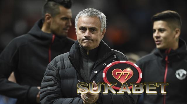 Jose Mourinho Belum Percaya Dengan Pemain Man United