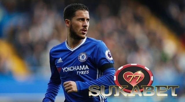 Eden Hazard Terpilih Menjadi Pemain Terbaik Oktober Liga Inggris