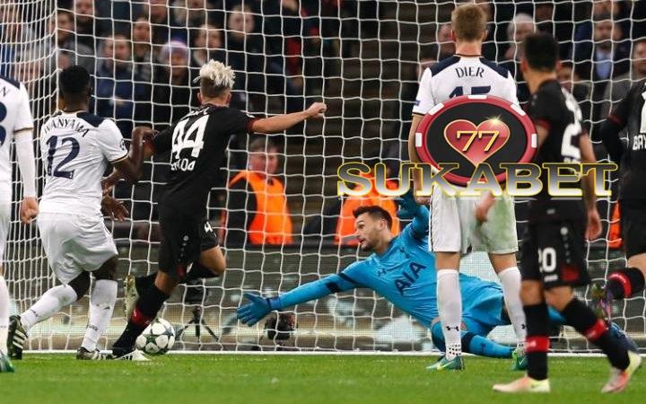 Tottenham Hotspur 0-1 Bayer Leverkusen: Kevin Kampl Pecundangi Hotspur