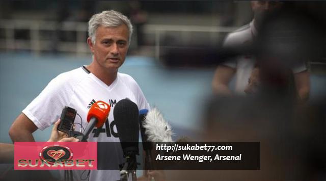 Manchester United Belum Berubah Di Bawah Asuhan Jose Mourinho