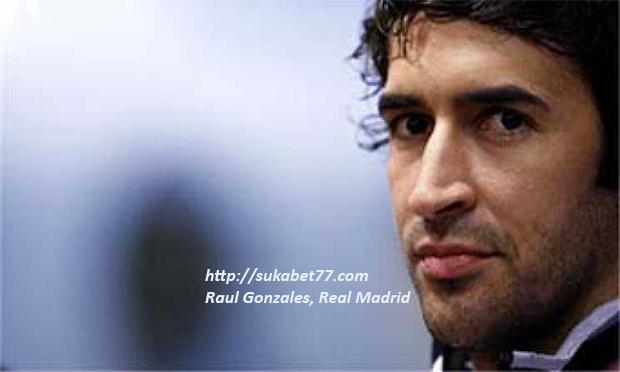 Raul Gonzales : Tekanan Di Real Madrid Itu Luar Biasa