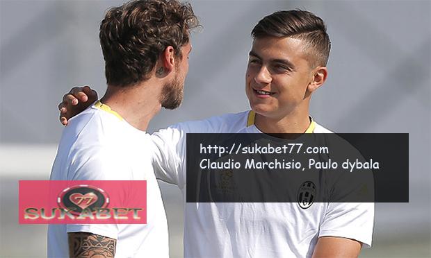 Juventus Bakal Jamu Pescara Tanpa Dua Bintang Mereka Claudio Marchisio dan Paulo Dybala