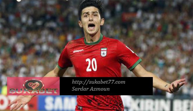 Liverpool Tertarik Rekrut Messi Iran Sardar Azmoin