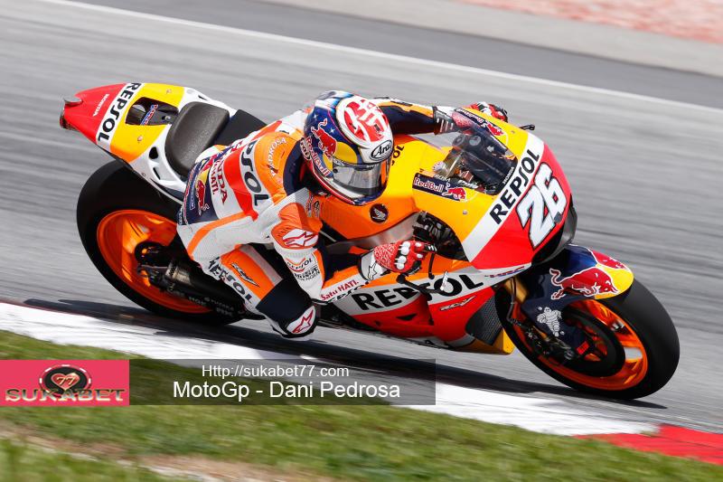 Pedrosa untuk kembali untuk MotoGP Seri Terakhir
