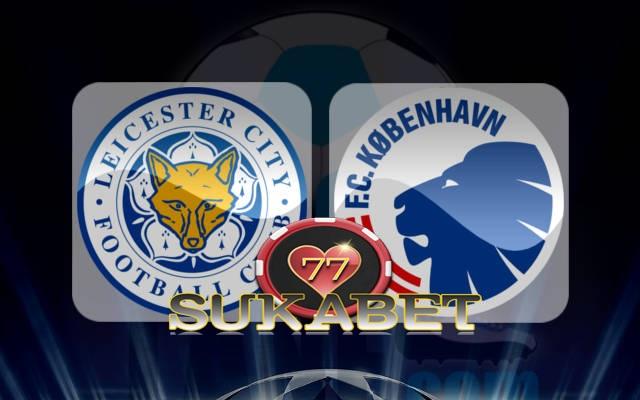 FC Copenhagen 0-0 Leicester City: Rubah ditahan imbang Tanpa Gol  Tadi Malam.