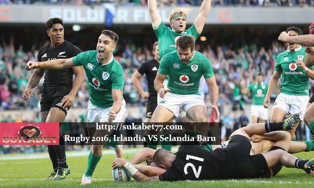Irlandia Meraih Kemenangan Pertama Kalinya Dengan Selandia Baru