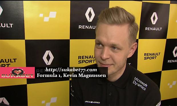 Kevin Magnussen Menolak Tawaran Dengan Tim Renault Untuk 2017