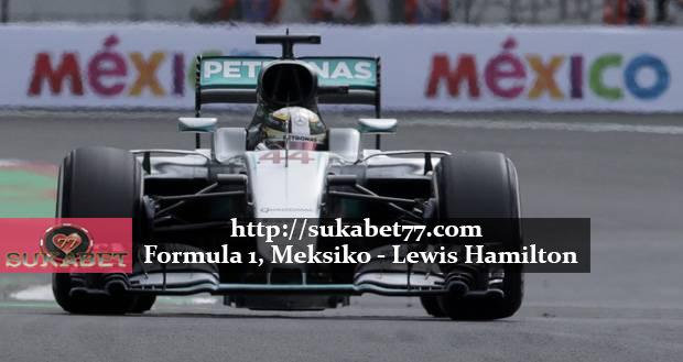 Peringkat Klasemen Grand Prix Formula 1 Meksiko 2016