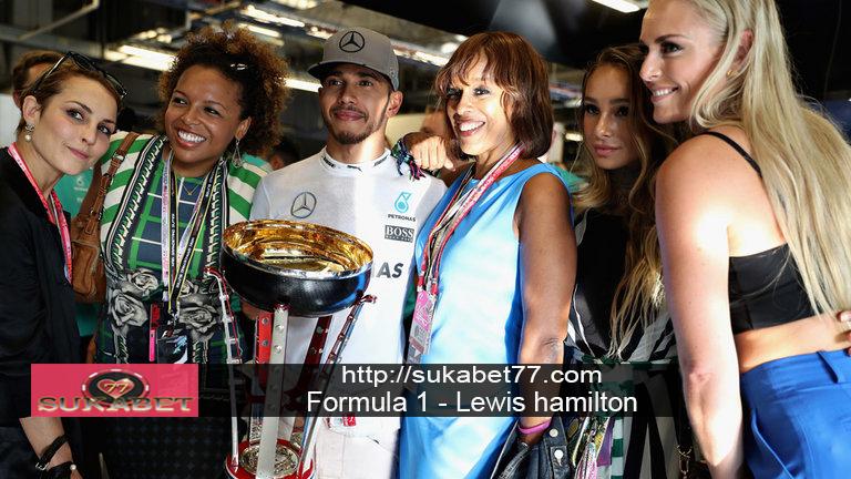 Formula 1 melaporkan: gaya hidup Lewis Hamilton tidak bisa dikritik ketika dia menang