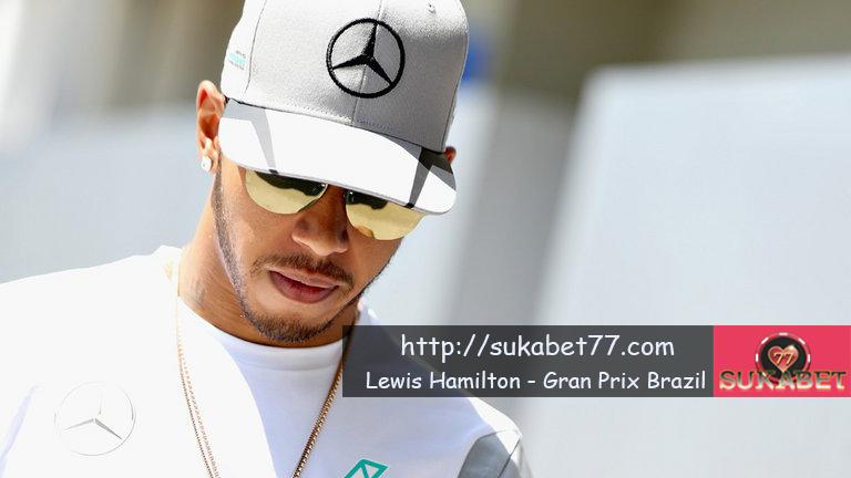 Lewis Hamilton 'memacu untuk posisi pole' di GP Brasil
