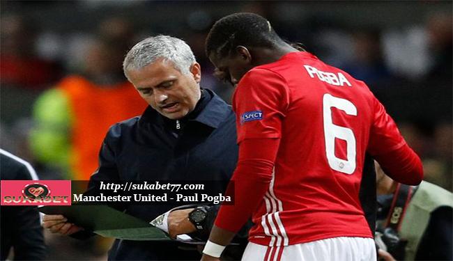 Jose Mourinho Akan Mencari Gelandang Untuk Pendamping Paul Pogba