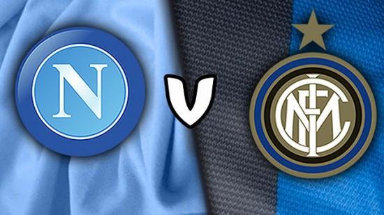 Prediksi Skor Napoli vs Inter Milan 3 Desember 2016