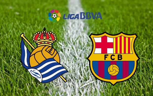Prediksi Real Sociedad vs Barcelona 28 November 2016