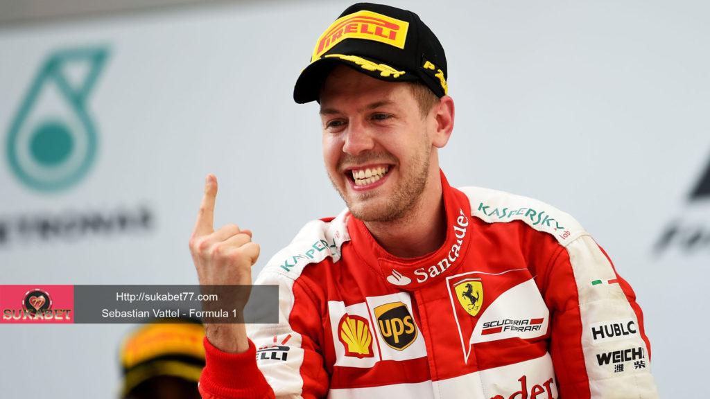 Ferrari akan melakukan banding hukuman Sebastian Vettel di GP Meksiko