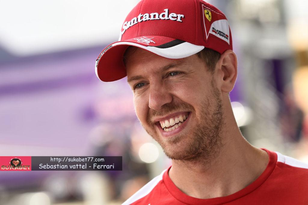 FIA menolak banding Ferrari untuk Vettel di GP Meksiko