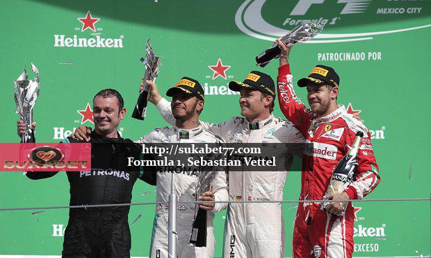 Sebastian Vettel Frustasi Menghadapi Sanksi F1 Dengan Ferrari Meletus