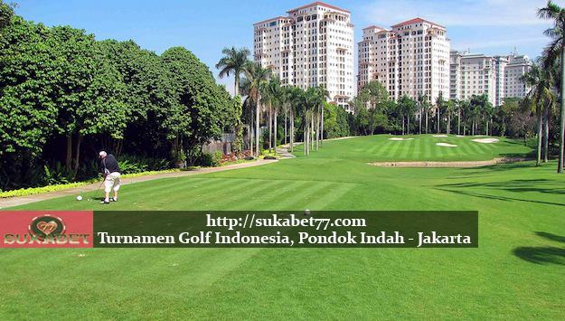 Turnamen Golf Indonesia Akan Buka Kembali Di Pondok Indah Golf Course