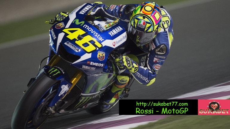 """Rossi """"berjuang terlalu banyak"""" di akhir musim"""