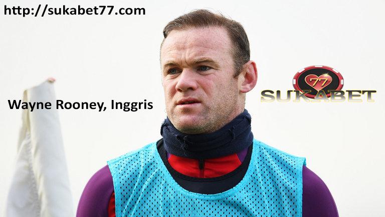 Wayne Rooney Akan Menjadi Kapten Inggris Melawan Skotlandia