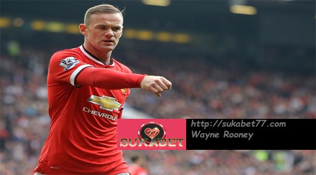Wayne Rooney Tolak Tawaran Gaji Fantastis Dari Klub China