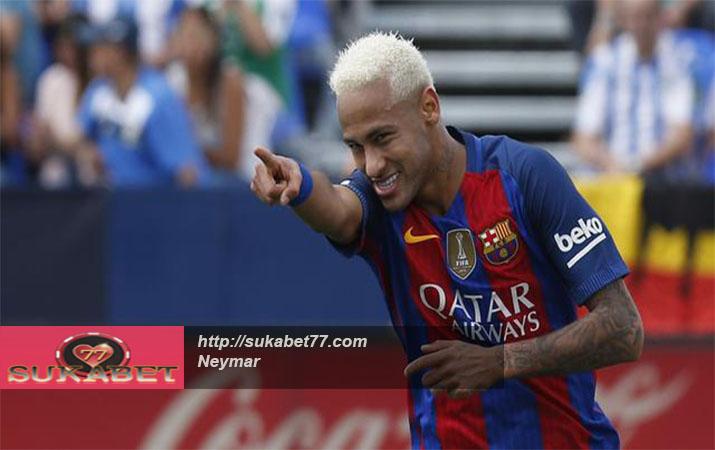 Transfer Neymar Seret Presiden Barcelona  Ke Pengadilan Tinggi Spanyol