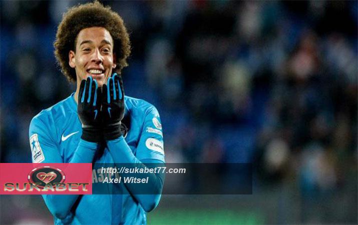 Axel Witsel Akui Bakal Gabung Juventus