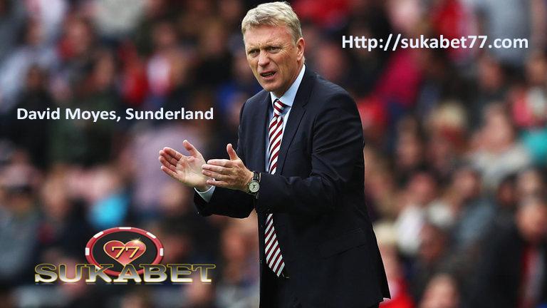 David Moyes berharap Sunderland dapat membangun kemenangan liga pertama mereka musim ini