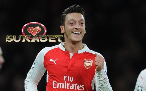 Arsenal Membalas 2 Gol Ludogorets Menjadi  2 – 3 Pada Pertandingan Liga Champion Tadi Malam