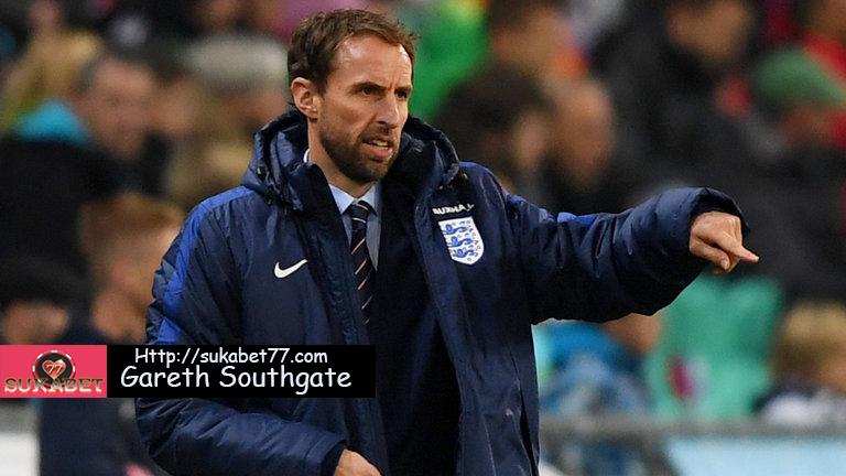 Gareth Southgate menegaskan dia Senang menjadi manajer Inggris.