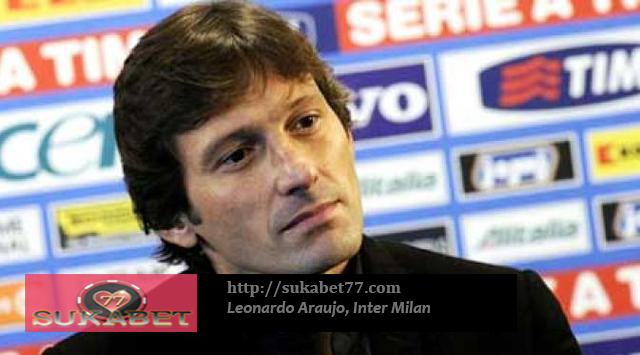 Leonardo Araujo Menolak Untuk melatih Inter Milan