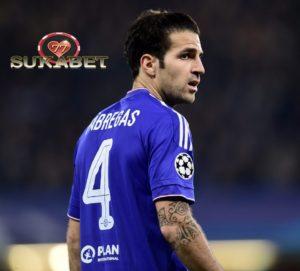 Chelsea Siap Pinjamkan Cesc Fabregas Keklub Lain