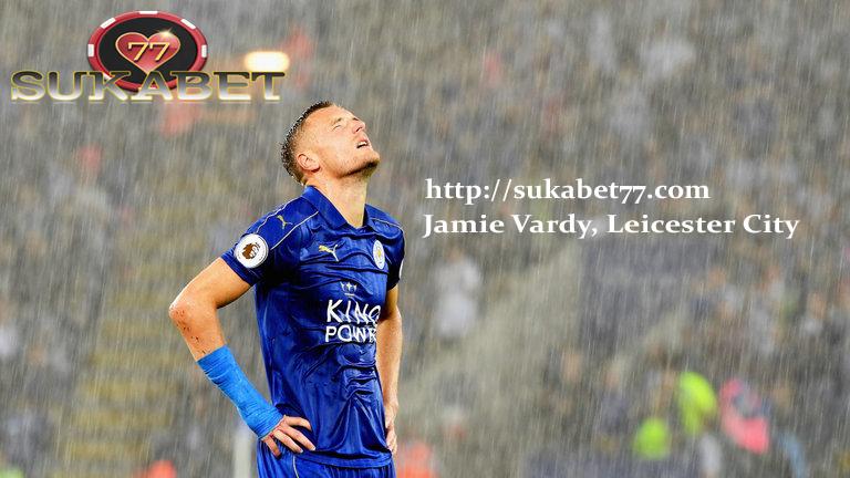 Jamie Vardy di desak Claudio Ranieri untuk tetap tenang