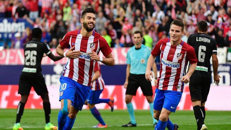 Atletico Madrid tim favofit untuk La Liga