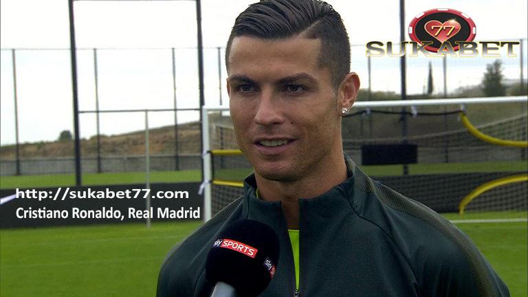 Cristiano Ronaldo berharap acara 'khusus' ketika Real Madrid mengunjungi Sporting Lisbon