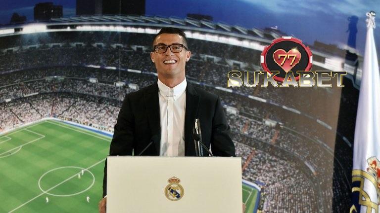 Cristiano Ronaldo Telah Menandatangani Kesepakatan Baru Real Madrid