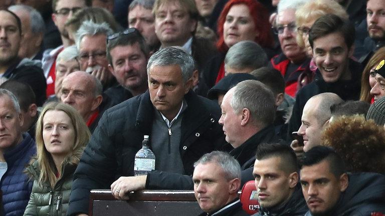 Rekor disiplin Jose Mourinho di Inter Milan-Chelsea-Real Madrid-Man Utd