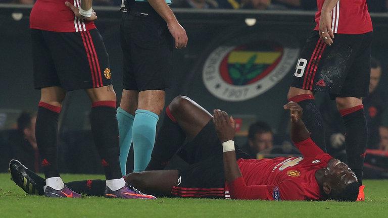Manchester United Tumbang Pogba Alami Cedera